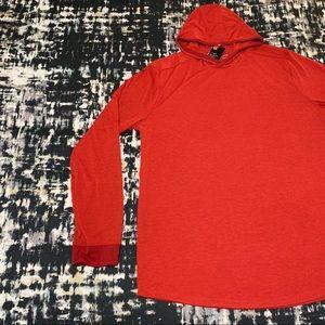 Under Armour Heatgear Fitted Hoodie Sweatshirt NWT